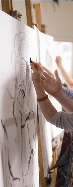 Become an Art Tutor for The Independent Art School