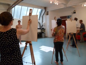 Life Drawing for Creative Development