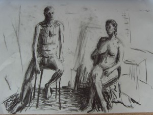 Life Drawing The Independent Art School